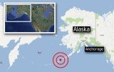 This morning, a massive quake strikes off Aleutian Islands, south west of Alaska