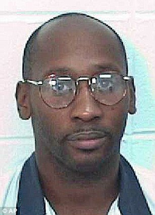 Troy Davis the convicted murderer of police officer Mark MacPhail was executed by lethal injection on Wednesday photo
