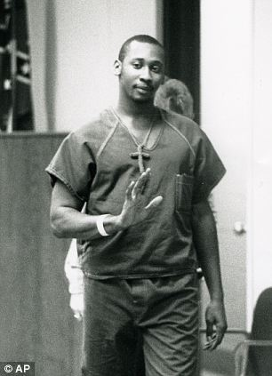 Troy Davis's request for a polygraph test to try to prove his innocence ahead of tonight's planned execution has been denied by Georgia Department of Corrections