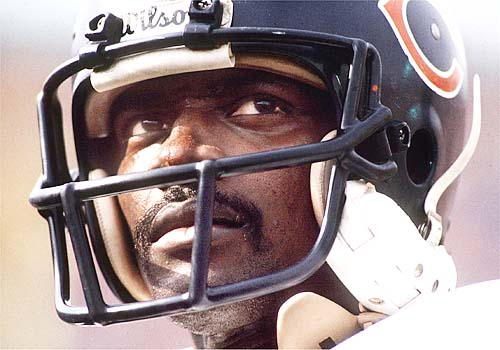 His cancer was in a stage that did not benefit from liver transplant, but Walter Payton spent his final months as an advocate for organ transplants.