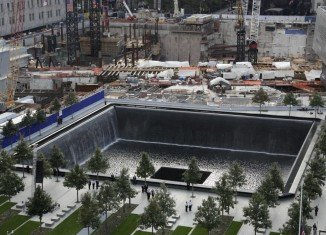 World Trade Centre memorial ceremony, September 11, 2011