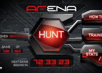 ARena is the app to install for Droid Bionic scavenger hunt
