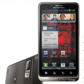 Motorola Droid Bionic to launch on September 8
