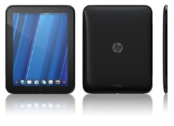 HP TouchPad Tablet in STOCK