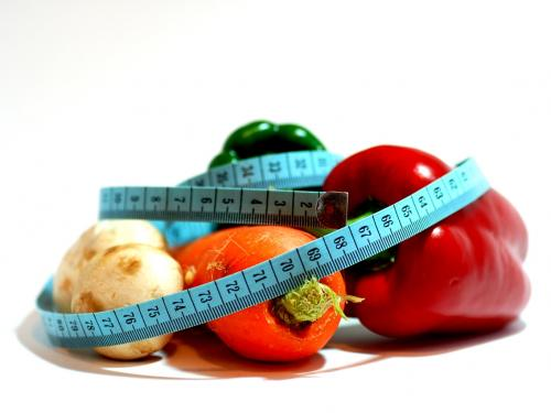 Weight Loss - Eat Healthy Vegetables