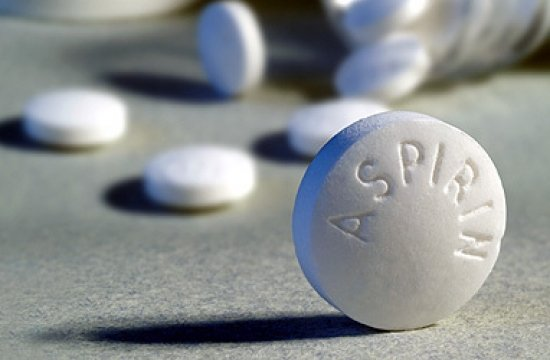 In other studies aspirin appeared to protect against cataract or neovascularization in macular degenaration, thus protecting against vision loss.