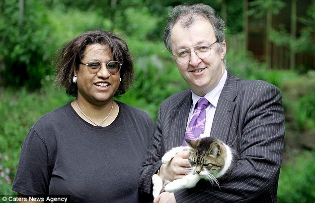 Christine Hemming was found guilty of burgling the home of her love rival and stealing a four month old kitten called Beauty photo