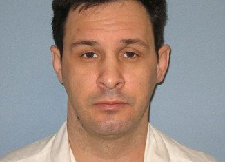 Christopher Thomas Johnson, 39, has been executed last night at Holman Correctional Facility in Atmore, Alabama