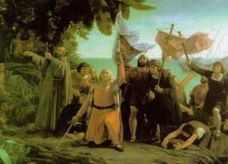 Columbus Day commemorates the landing of Christopher Columbus in the New World on October 12, 1492