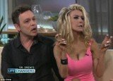 Courtney Stodden will explain in details her racy Pumpkin Patch appearance from last weekend on the next week edition of Dr Drew's Lifechangers show