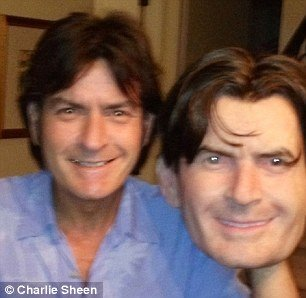 Even Charlie Sheen is going as Charlie Sheen for Halloween 2011, as he tweeted few days ago