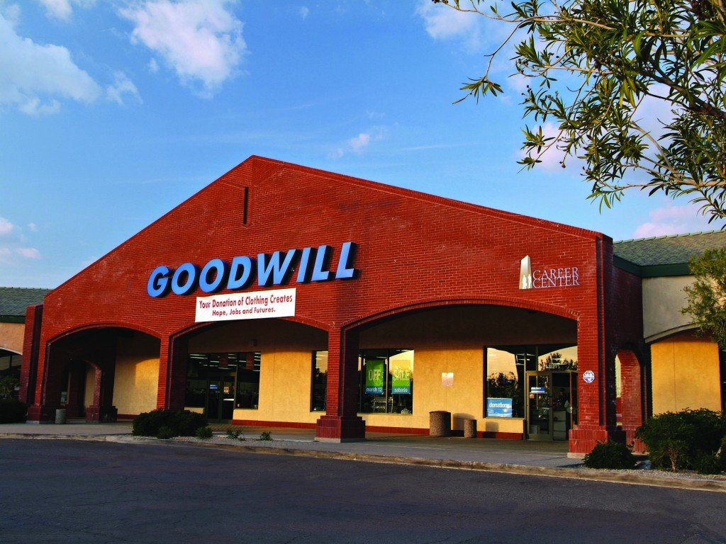 Find cheap Halloween costumes at Goodwill. Goodwill