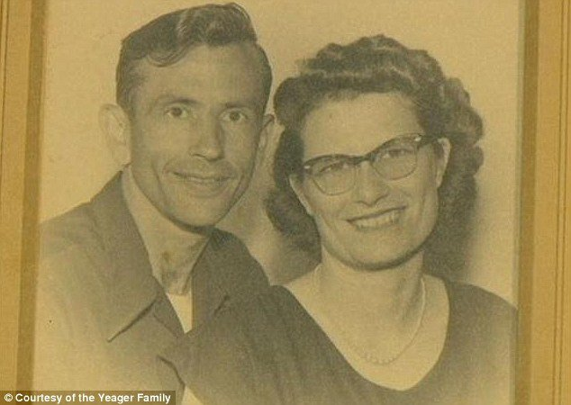 Gordon Yeager fell in love with Norma who was still studying at high school
