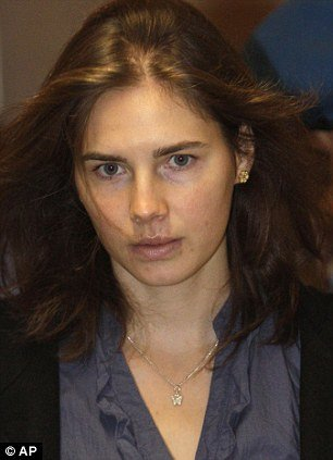 If Amanda Knox is absolved of one of the most grippingly macabre crimes of recent times, her story is expected to be turned into a multi-million-dollars Hollywood movie