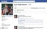 Jackie Barden learned about her son Ridge's death via Facebook