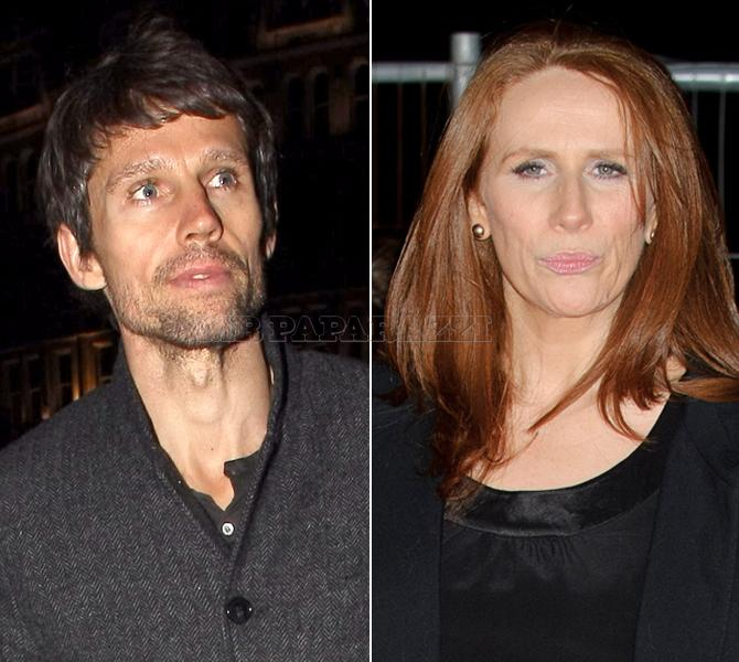 Jason Orange has been dating Catherine Tate over the recent months photo