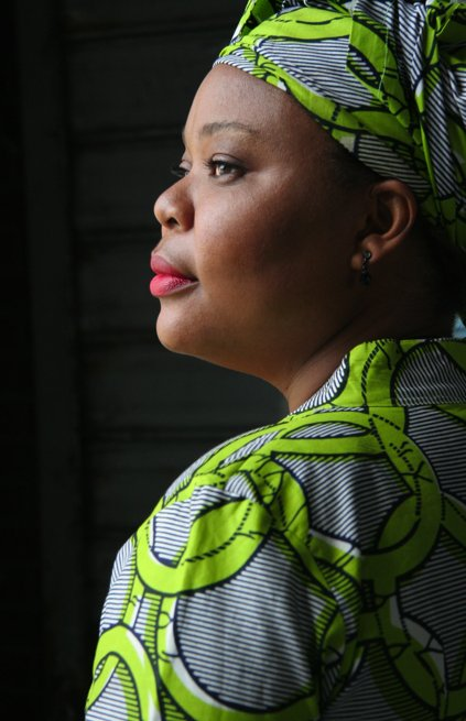 "Leymah Gbowee had ""worked to enhance the influence of women in West Africa during and after war"""