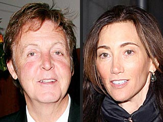 Nancy Shevell married Paul McCartney at Marylebone Register Office on Sunday