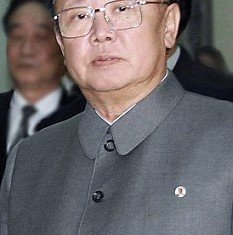 North Korean dictator Kim Jong-Il lives a lavish lifestyle while his people live in poverty