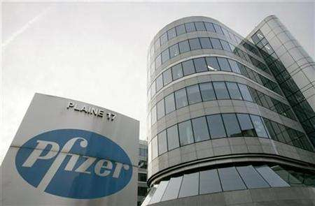 Pfizer says Janet Rodriguez cashed a severance check priced over $400K more than she was owed