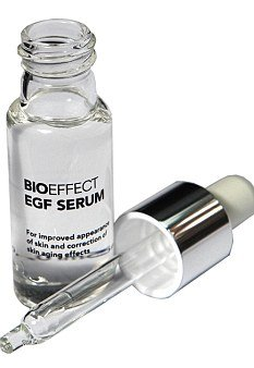 The active ingredient of Bioeffect EGF Serum won its developers the award for physiology and medicine after they proved it speeds up rejuvenation of skin cells