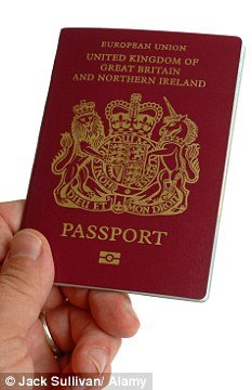 The new PC passport changes follow lobby activity from gay groups photo
