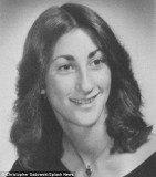 The picture was taken from Nancy Shevell's yearbook as she graduated from high school in Edison, New Jersey in 1977