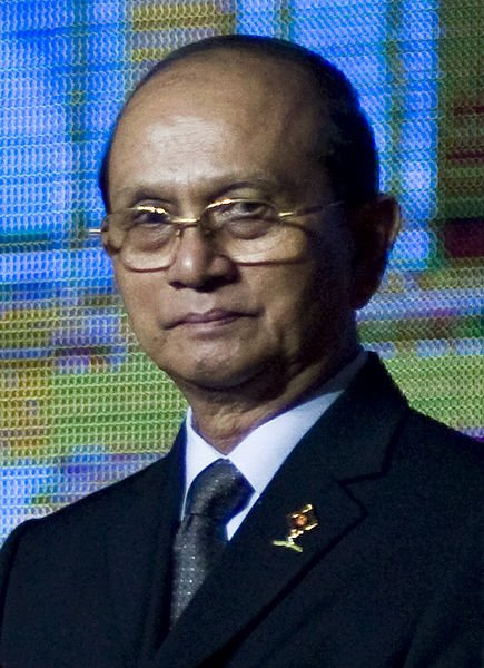 Thein Sein, Burma's president will grant amnesty to more than 6,300 prisoners starting with tomorrow