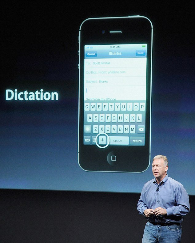 Voice control will be a huge part of the new iPhone 4S