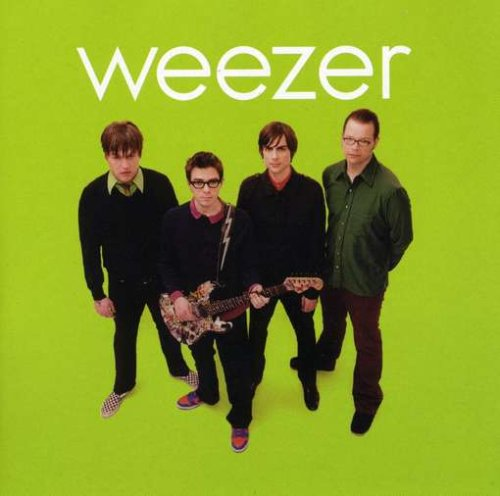 Weezer The Green Album with Mikey Welsh photo