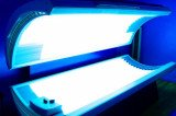 Using a tanning device before the age of 20 increases the risk of melanoma by two times.