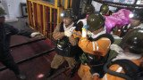 "50 miners have been trapped in a coal mine in the city of Sanmenxia in Henan province, China, after a ""rock burst"