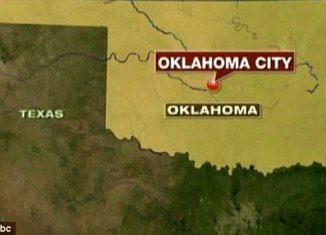 A 5.6 magnitude earthquake struck Oklahoma at 10.53 pm local time Saturday, according to U.S. Geological Survey