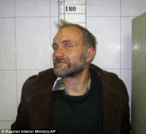 "Anatoly Moskvin, 45, is said to speak 13 languages and has been described as a ""genius"""