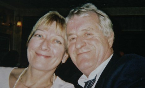 Christine Ince, a former management accountant, married Bill Ince in 1977 in Chertsey, Surrey