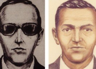 D.B. Cooper commandeered a plane claiming he had dynamite, eliciting a $200,000 ransom, before parachuting out of the plane and disappearing forever