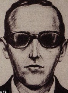 D.B. Cooper was parachuted from a flight with $200,000 dollars in ransom in 1971