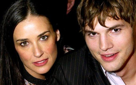 Demi Moore has officially announced she is divorcing from Ashton Kutcher after six year marriage