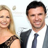 Gary Speed, 42, was found hanged by his wife, Louise, 40, just after 7.00 a.m. GMT in the garage of their $2.3 million mansion