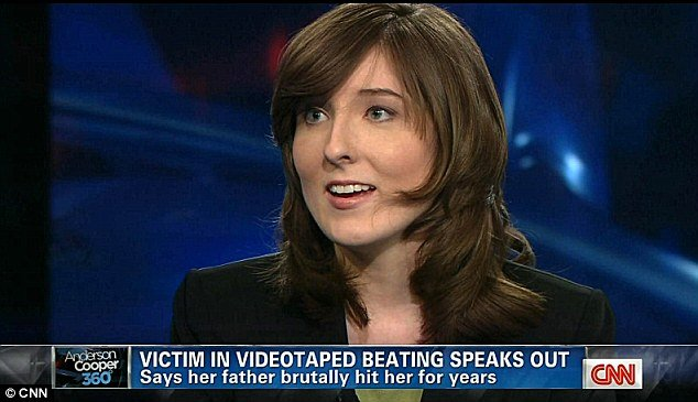 "Hillary Adams also told CNN's Anderson Cooper that she uploaded the video to make it clear her father was in ""some denial about the way you are treating me and my mother"""
