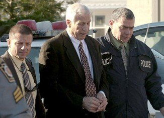 Jerry Sandusky and his lawyer, Joe Amendola, have maintained that he is innocent and publicly denied all allegations