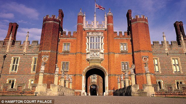 Kensington Palace has been home to some of the country's most famous royals, including George II, Queen Victoria, Princess Margaret and Diana, Princess of Wales