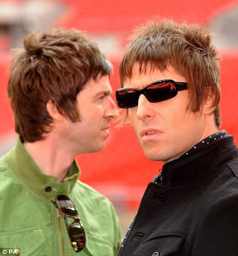 "Liam and Noel Gallagher's mother, Peggy, has told her sons to ""sort it out themselves"" after they became embroiled in a bitter legal battle"