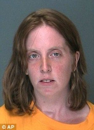 Melinda Brady had pleaded guilty to robbery charges and was sentenced Thursday to 25 years