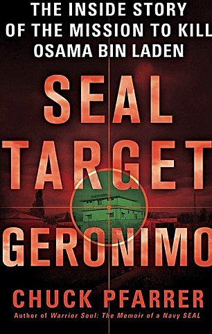 SEAL Target Geronimo claims that President Barack Obama was actually playing golf until 20 minutes before the killing Osama Bin Laden operation began