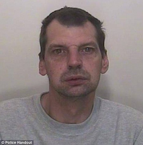 Sex offender William Jameson was jailed for life after he bound gagged and raped a woman contacted via Facebook photo