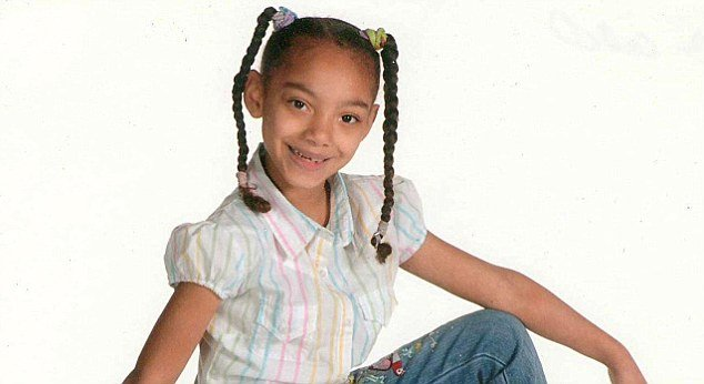 Ten year old Jasmine McClain from Chadbourn North Carolina has been found dead in her bedroom after allegedly being bullied at school photo