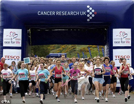 "Tesco announced ending of its support for the Cancer Research ""Race for Life"" while deciding to sponsor UK's largest gay festival, Pride London"