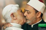 The Italian clothing company Benetton has been heavily criticized by the Vatican for using an image of Pope Benedict kissing an imam on the mouth in its latest shock advertising campaign