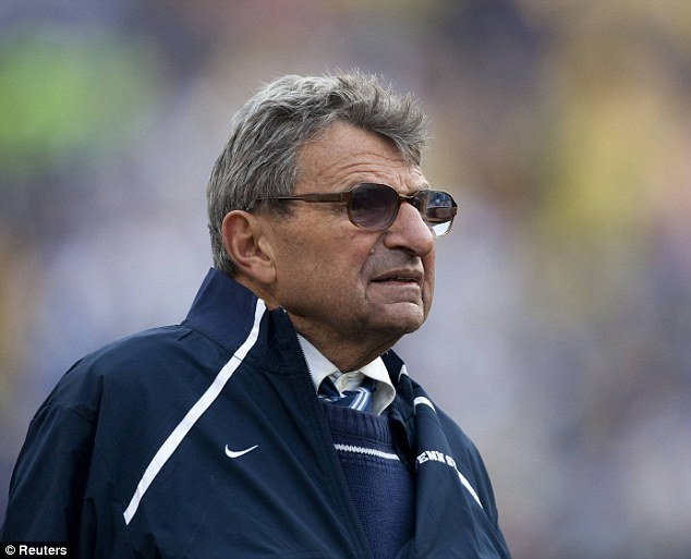 The scandal is forcing now Joe Paterno into early retirement and he is expected to leave at the end of this season